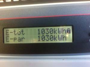 1.030 megawatts!